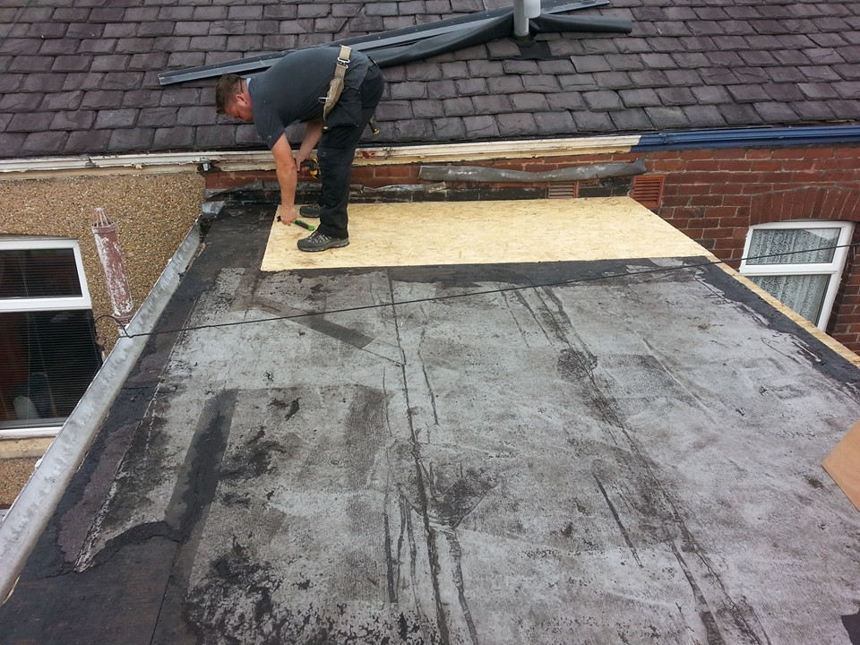 Following Our Assessment And Discussions With The Client About The Problems  With The Flat Roof And The Information Given The Option Of Replacing The ...