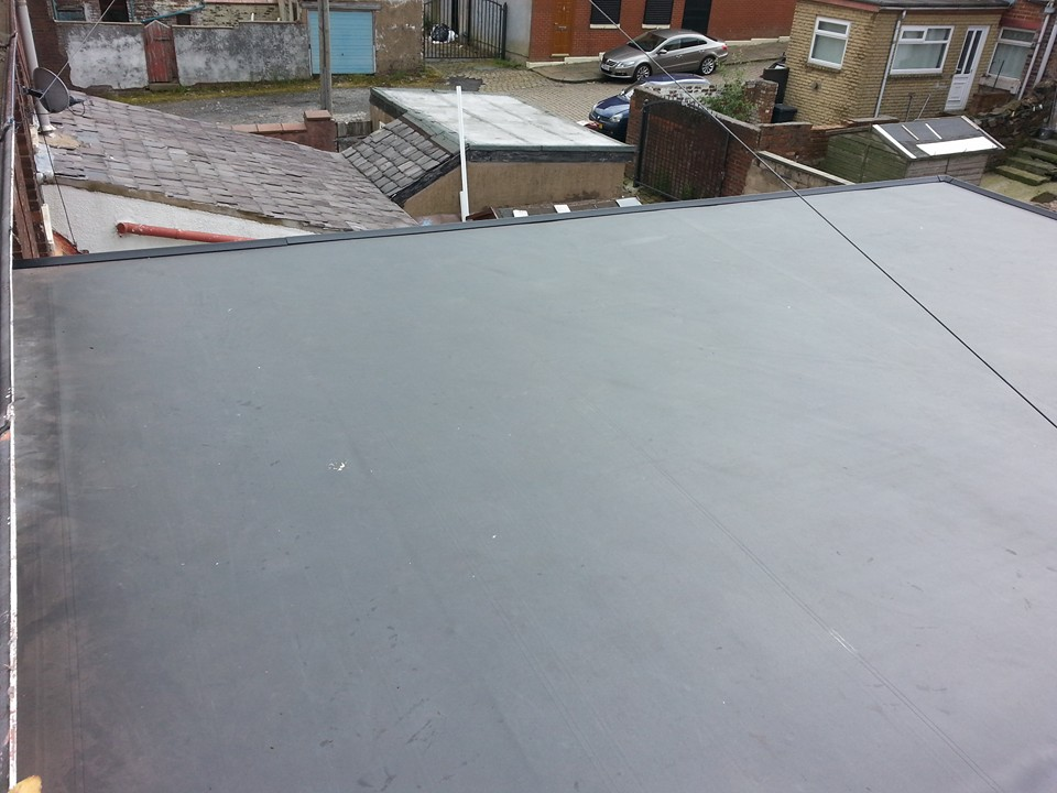 Rubber Roof 9